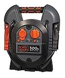 Die besten Black & Decker 12 Volt Autobatterien - Black+Decker J312BE Starthilfe 300A, 12V, 2A USB Bewertungen