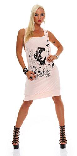 Club L -  Vestito  - Donna Rosa
