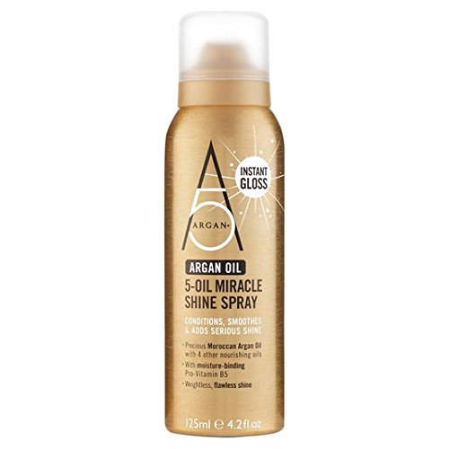 Argan + 5-Oil Miracle spray brillance 250ml