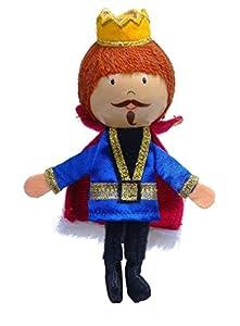 Fiesta King-Marioneta de Dedo (G-1019)