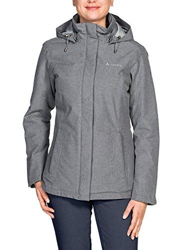 VAUDE Damen Women's Limford Jacket II Jacke, grau (grey-Melange), 46