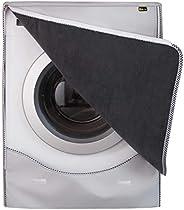 Mr.You Couverture de Machine à Laver Protection Anti-poussière Pour Face Avant de Machine à Laver et Sèche-lin