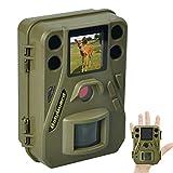 BolyGuard SG520 Hinterkamera 12MP 85ft / 26m 720P 1.44