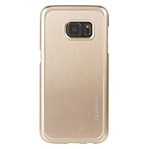 Stuffcool Deco DCSGS7-GLD Hard Phone Case for Samsung Galaxy S7 (Gold)
