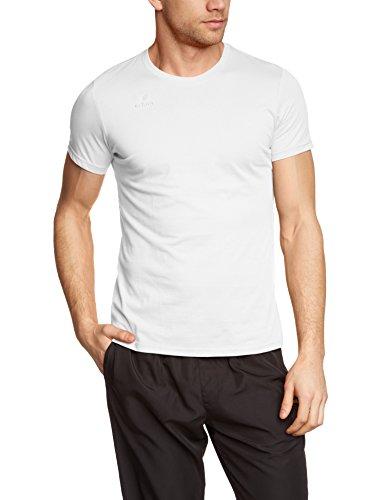 Erima Herren T-Shirt Teamsport, weiß, L, 208331