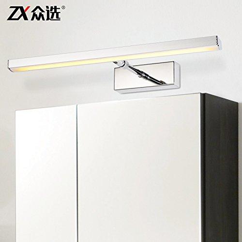 BOOTU lámpara LED luces pared Luz LED frontal cristal