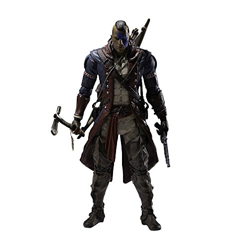 Assassin's Creed Series 5 - Revolutionary Connor Action Figure (17Cm) (Action-figur Creed Assassins Ezio)