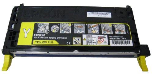 Epson C13S051158 AcuLaser C2800 Tonerkartusche gelb 6.000 Seiten