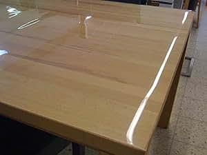 tischfolie schutzfolie tischschutz f r tische 100 cm. Black Bedroom Furniture Sets. Home Design Ideas