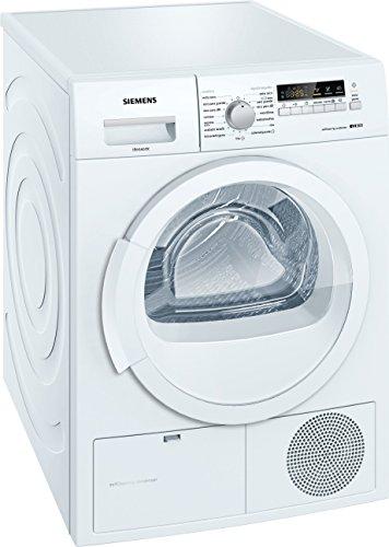 Siemens WT45W230EE - Secadora (Independiente, Frente, Condensación, 8 kg, B, Delicado/seda, Lingerie, Microfibra, Mezclar, Camisa/blusa, Towel, Lana) Color