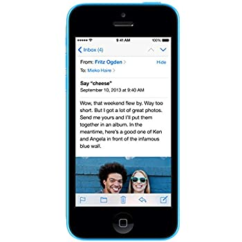 Apple iPhone 5C 16GB LTE Smartphone Compact