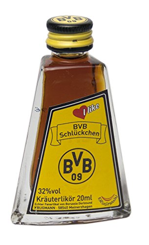 Kräuter Likör BVB SCHLÜCKCHEN (32% vol. / 20 ml) PARTY HIGHLIGHT