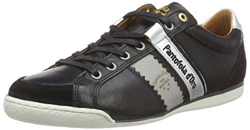Pantofola dOroPESARO Piceno Low Men - Sneaker Uomo Nero (Nero (nero))