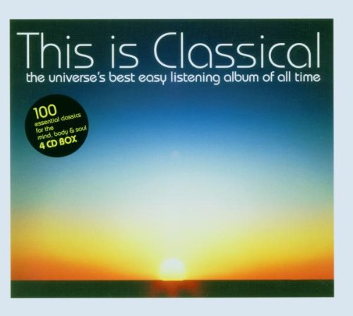This Is Classical:Best Easy [Import USA]