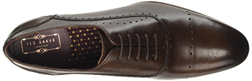 Lace Homens Anthoniid Baker Up Ted Brogues marrom Oxford Brown Aw6Zq7EIw