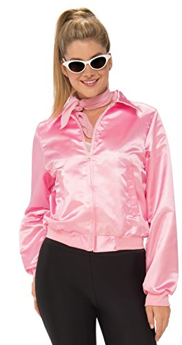 Unbekannt Grease Pink Women's Costume Jacket, Plus Size