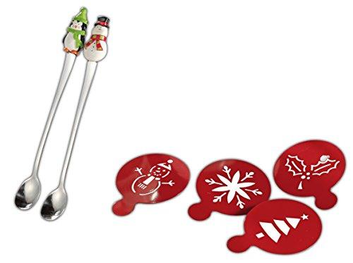 Esmeyer 290-257 8-teiliges Weihnachtsset CHRISTMAS bestehend aus: thumbnail