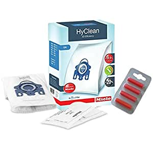 20 X GN per Aspirapolvere Tipo Hyclean Sacchetti 8 Filtri per Miele Cat /& Dog