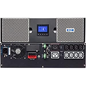 Eaton 9PX3000IRT3U 3000VA 10AC outlet(s) Tower Black uninterruptible power supply (UPS) - Uninterruptible Power Supplies (UPSs) (3000 VA, 3000 W, 176 V, 276 V, 200 V, 240 V)