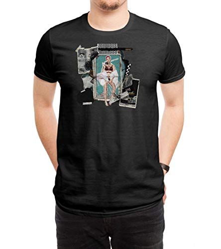 HUANGHUIH Herren Halsey - Hopeless Fountain Kingdom Cotton Print T-Shirt Top Tee X-Large