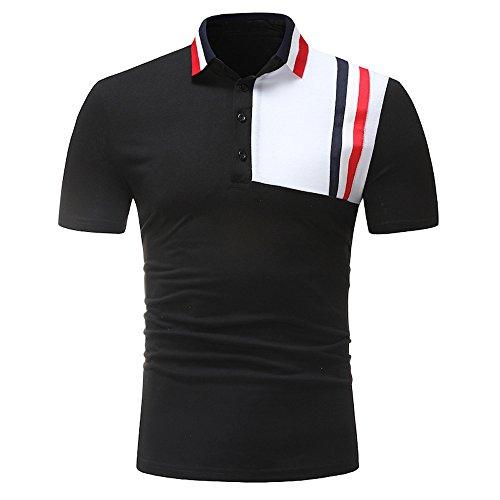 Herren große Größen bis 8XL, Poloshirt, Oberteil, T-Shirt mit Knopfleiste & Hemdkragen, Pique, Reine Baumwolle 702560 (Ness Kostüm Shirt)