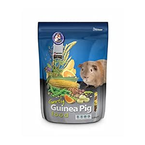Supreme Gerty Guinea Pig Food 4 x 2.5kg 10000g by Supreme