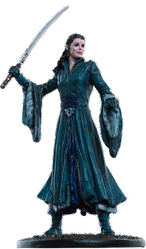 Lord of the Rings Señor de los Anillos Figurine Collection Nº 170 Arwen 1