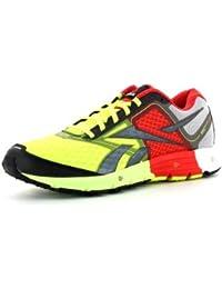 Funda rígida one Producto nuevo Cojín zapatos de reebok zapatillas de multicolor Yellow And Red Talla:44
