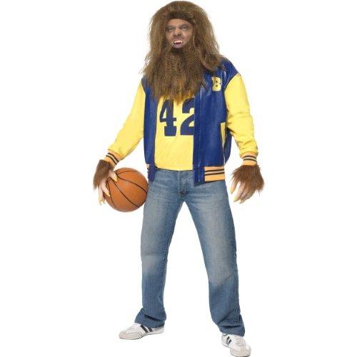Teen Wolf Kostüm, Herren Outfit (Teen Wolf Kostüme)
