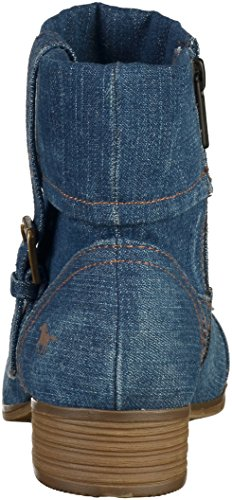1279 Donna 503 Blue Mustang Jeans Stivali Bqfdwp6