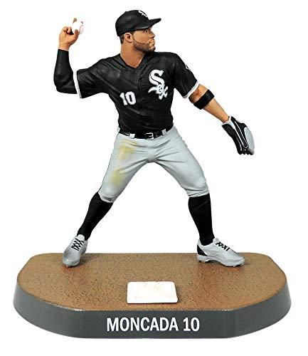 sports shoes c31fe 4d631 Imports Dragon 2018 Yoan Moncada Chicago White Sox MLB Figure (16 cm)