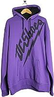 DC Shoes Clothing D051240030 Helitrope Purple/BLACK Helitrope Hoodie Sweatshirt