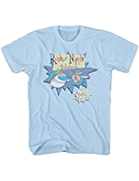 The Ren & Stimpy Show Nipples Sold Graphic T-Shirt