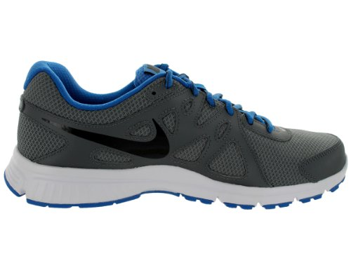 Nike Revolution 2 GS Calzatura Dark Grey/Military Blue/White/Black