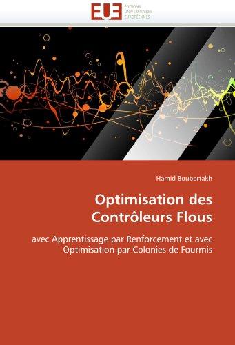 Optimisation des contrôleurs flous par Hamid Boubertakh