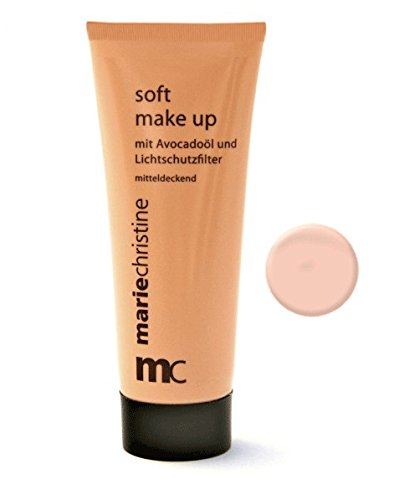 mc mariechristine Soft Make Up 02 porcellain 30 ml