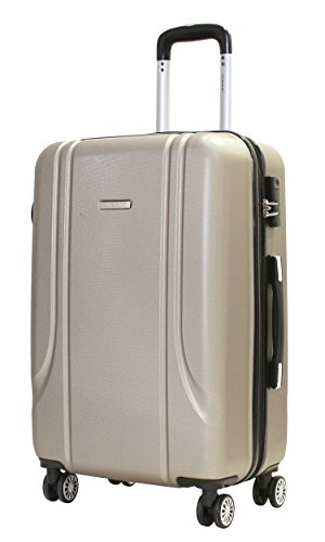 Valise Taille Moyenne 65cm Alistair Smart - Abs...