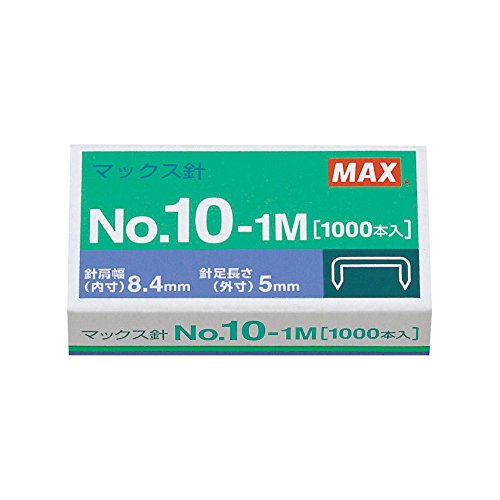 max-staples-no10-1m-by-max