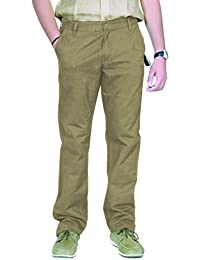 100% Cotton Regular Fit Non stretchable Mens Avenger by Uber Urban