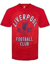 Liverpool F.C. - T-shirt -  Garçon Rouge Rouge