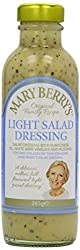 Mary Berry's Light Salad Dressing 260 G (Pack Of 6)