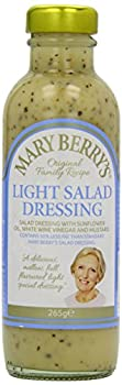 Mary Berry's Light Salad Dressing 260 G (Pack Of 6) 0