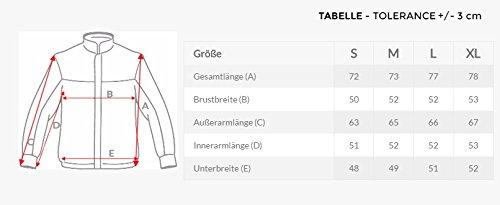 OZONEE Herren Kapuzenpullover Hoodie Sweatshirt Assanin's BREEZY 9084 Schwarz_BREEZY-9114