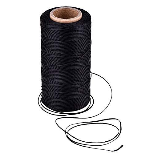 Cordón de hilo encerado de algodón de 30 m
