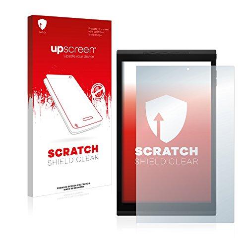 upscreen Schutzfolie kompatibel mit Medion Lifetab X10311 (MD 60654) - Kristallklar, Kratzschutz, Anti-Fingerprint