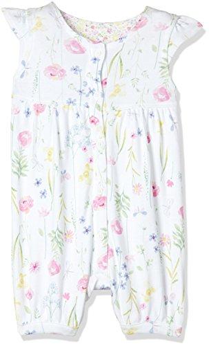 Mothercare Baby Girls' Regular Fit Romper Suit (LD216 1_Multicoloured_3-6 M)