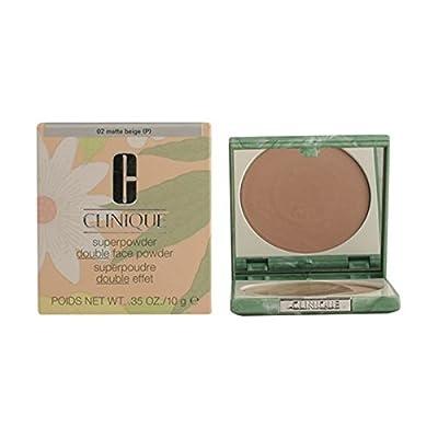 Clinique Superpowder Double Face Powder - 02 Matte Beige