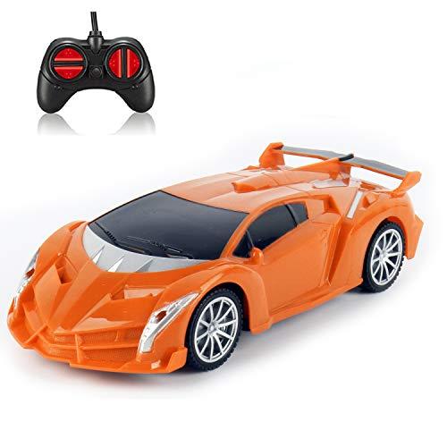 OUTTUO Ferngesteuertes Auto, RC Cars Spielzeug Funksteuerung Rennwagen Fahrzeug Große Spielzeug für alle Erwachsenen und Kinder