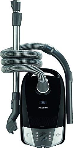 Miele Aspirateur Compact C2 Hardfloor EcoLine Noir 3.5 Litre 550 Watt