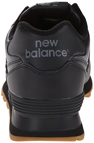 New Balance Herren Nbnb574bab Low-Top Schwarz